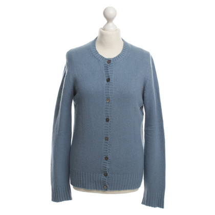 Malo Twinset in blue