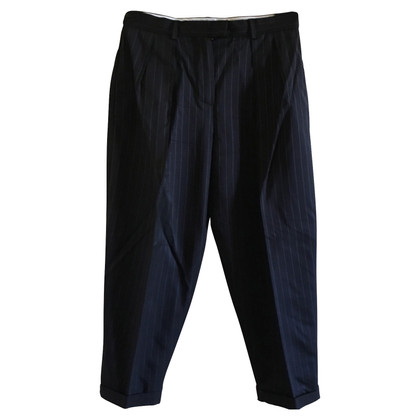 Sport Max trousers with pinstripes