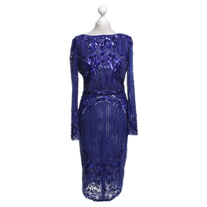 Elie Saab Evening dress in violet