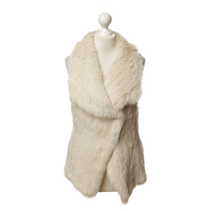 Arma Rabbit fur vest