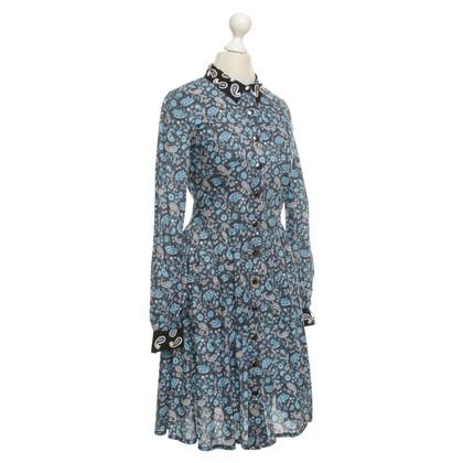 Manoush Kleid mit Paisley-Muster