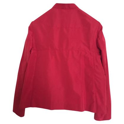 Miu Miu Jacke in Rot