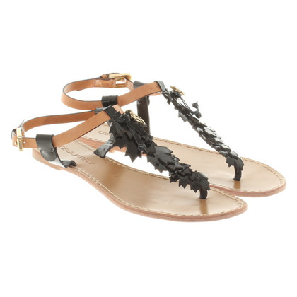 Dsquared2 Sandals in Bicolor