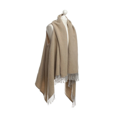Marc Cain Cape with fringes