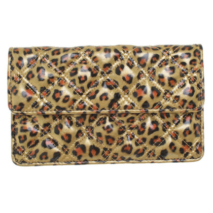 Marc by Marc Jacobs Schoudertas met animal print