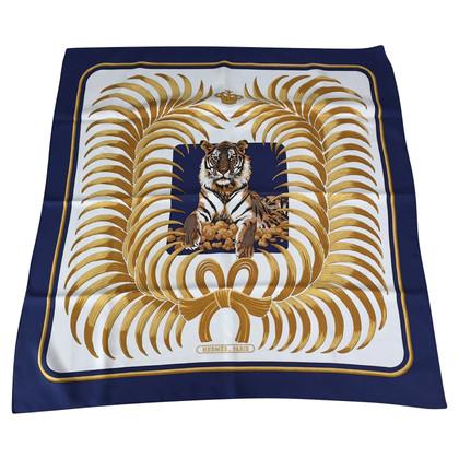 "Hermès Seidentuch ""Tigre Royal"""