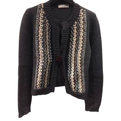 Brunello Cucinelli Vest made of wool/cashmere/silk