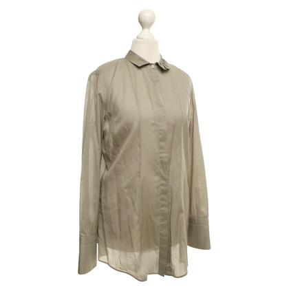 Brunello Cucinelli Blouse in light khaki