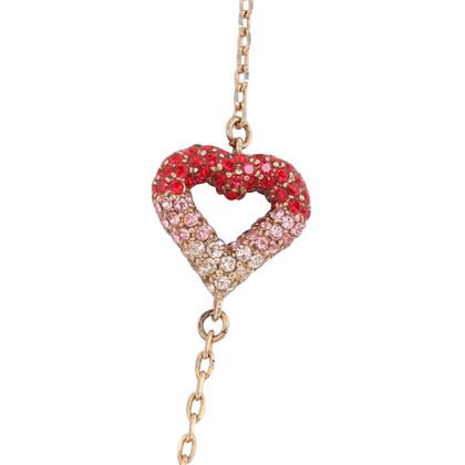 Louis Vuitton Chain with rhinestone motives