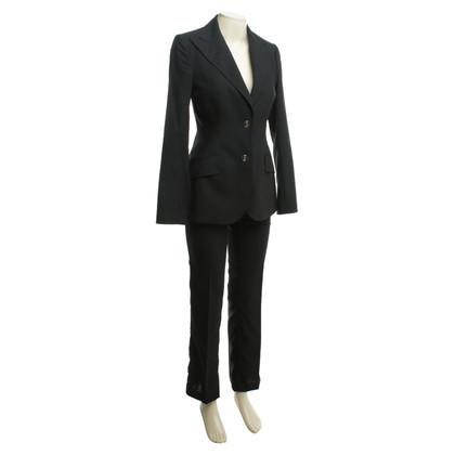 Dolce & Gabbana Anzug in Schwarz