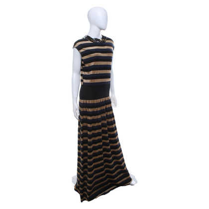 Sonia Rykiel Evening dress in tricolor