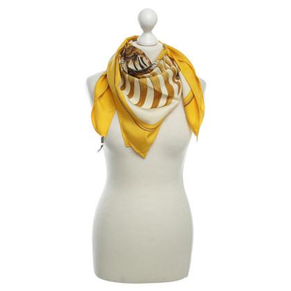 Hermès Sciarpa in seta stampa
