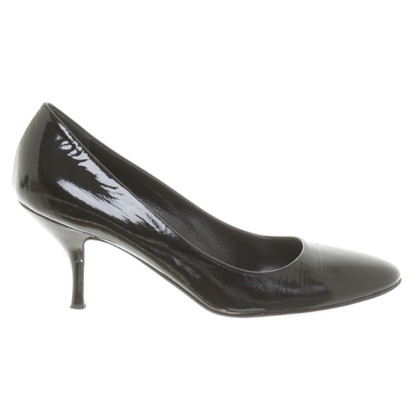 Coccinelle pumps patent leather