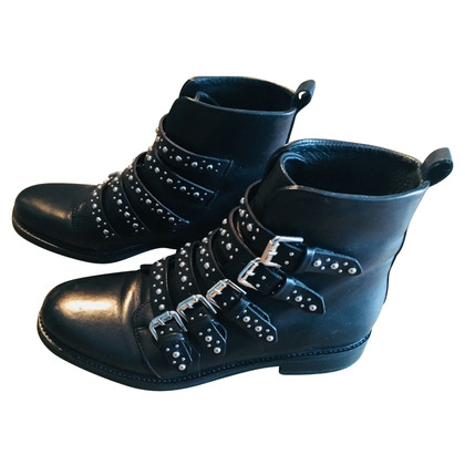 Maje Boots in Black