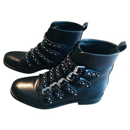 Maje Boots in zwart