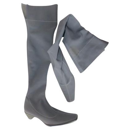 Giorgio Armani Boots in grey