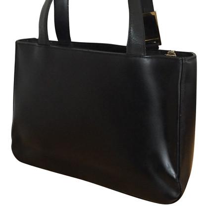 Balmain Handtas in zwart