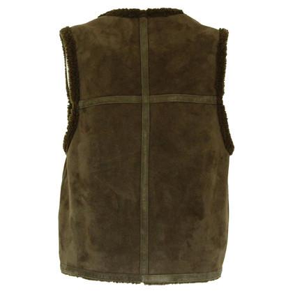 Ralph Lauren Lamb fur vest