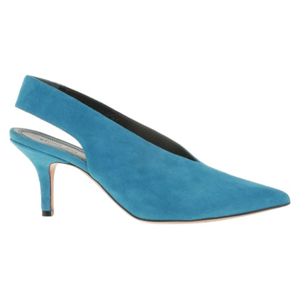 Céline Pumps aus Wildleder