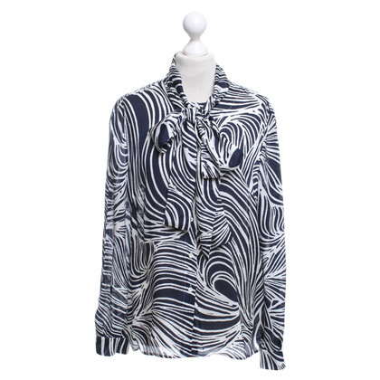 Escada Blouse with pattern