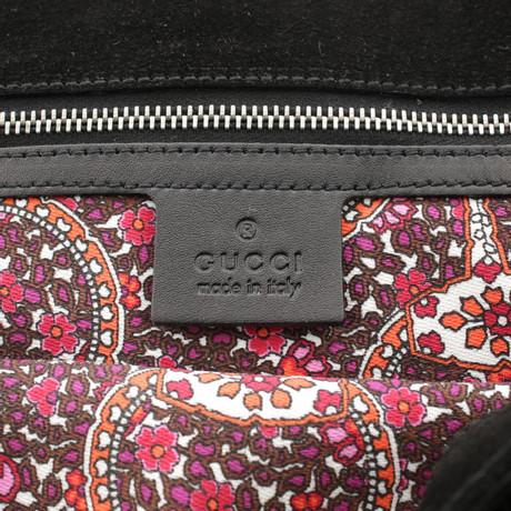 Gucci Handtasche aus Lackleder Schwarz Freies Verschiffen Ursprüngliche YkYjttFqqZ