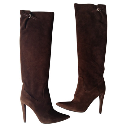Ralph Lauren Knee High Boots
