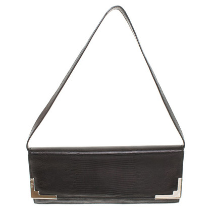 Escada clutch in zwart