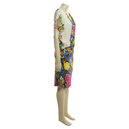 Roberto Cavalli Dress with floral print