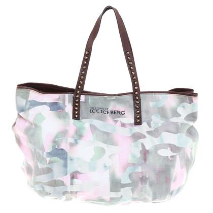 Iceberg Handbag in multicolor
