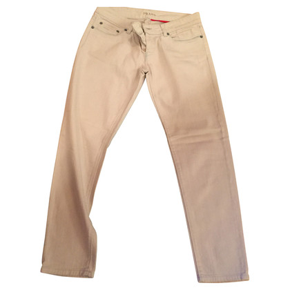 Prada Jeans beige