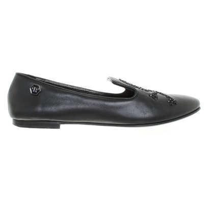 Philipp Plein Loafer in nero