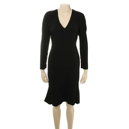 Tom Ford Kleid mit auffälligem Reißverschluss