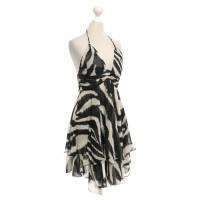Just Cavalli for H&M Abito con stampa zebra