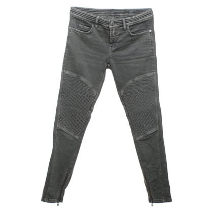 Closed Jeans in olijf