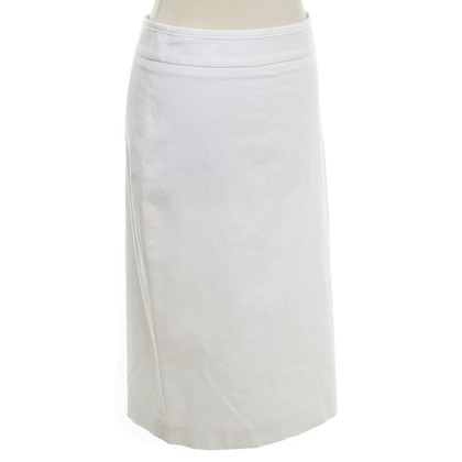 Hugo Boss skirt in cream