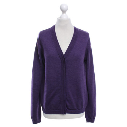 Cos Cardigan in purple