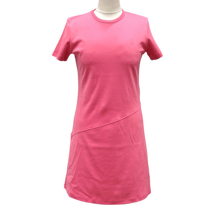 Louis Vuitton T-Shirt dress in pink