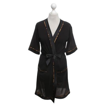 Dolce & Gabbana Dressing gown in black