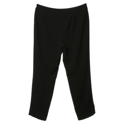 Escada Pantaloni in nero