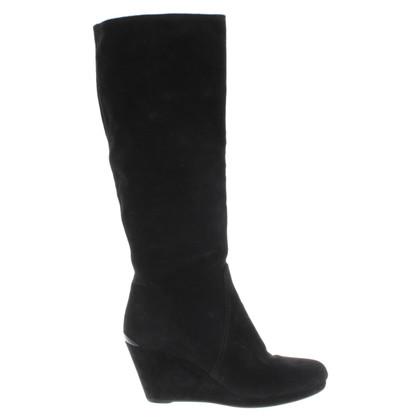Prada Boots with wedge heel