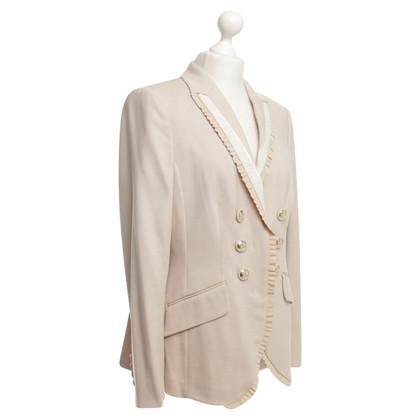 Rena Lange Elegant blazer in beige
