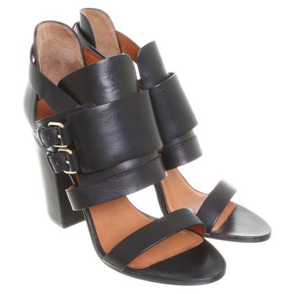 Givenchy Strap sandal in black