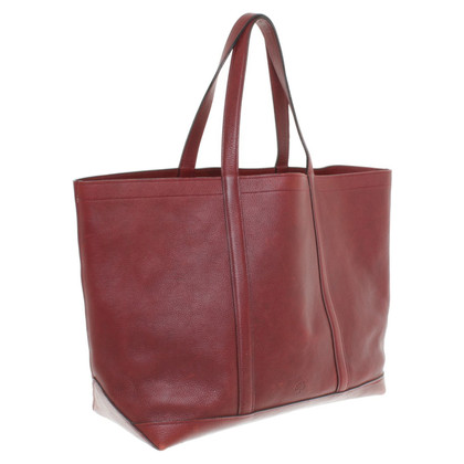 Mulberry Ledershopper in red