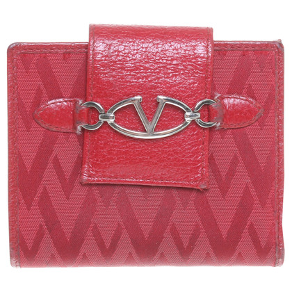 Red Valentino Portemonnaie in Rot