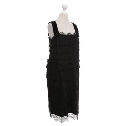 Lanvin Lace dress in black