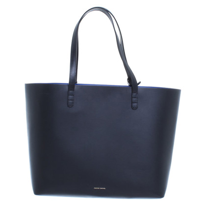 Mansur Gavriel Shopper in Schwarz