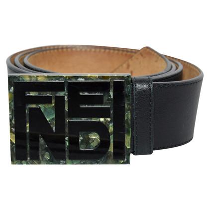 Fendi Belt made of leather