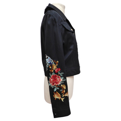 Christian Dior Denim jacket with embroidery