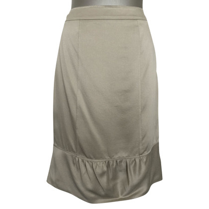 Burberry skirt with silk content