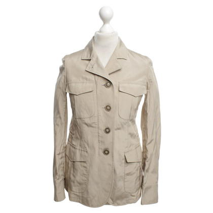 Giorgio Armani Lightweight jacket in beige